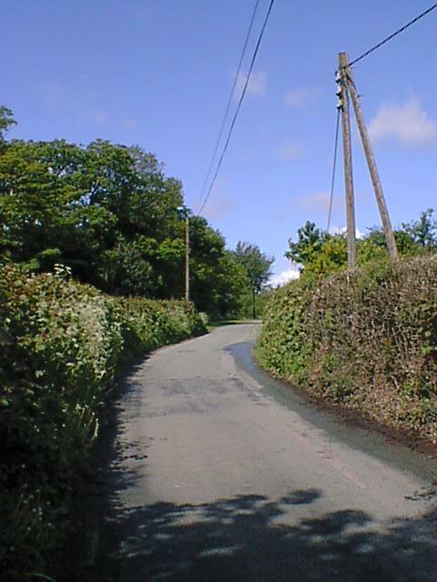 Brackenfield - Church Lane (West View)