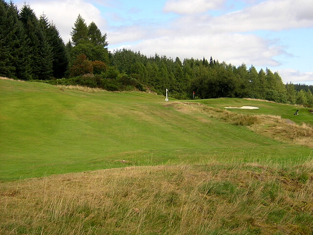 Fifteenth Hole, Aberfoyle Golf Course