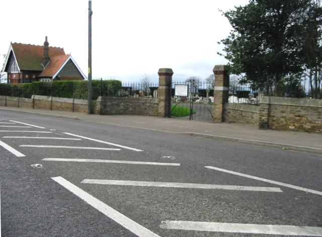 Minster Parish Council cemetery.