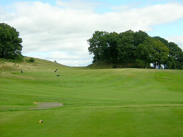 Seventeenth Hole, Aberfoyle Golf Course