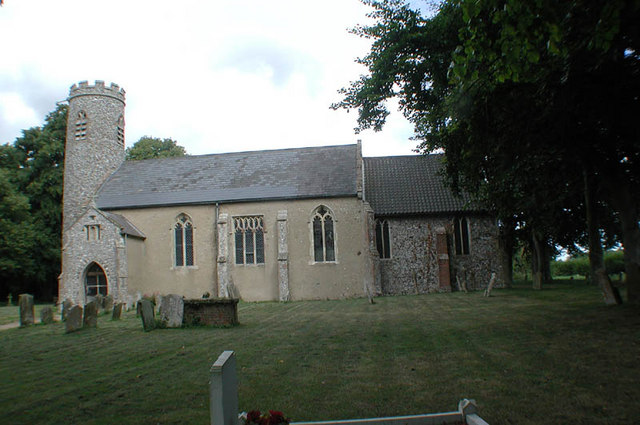 All Saints, Gresham, Norfolk