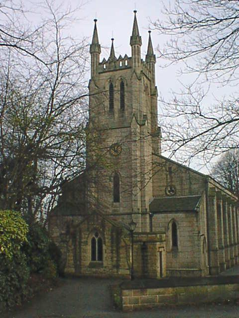Chesterfield - Holy Trinity Church (Newbold Road)