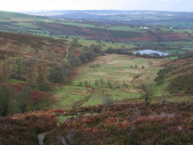 Clwydian Way/Taith Clwyd