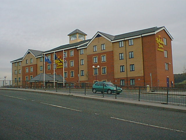 Chesterfield - Ibis Hotel