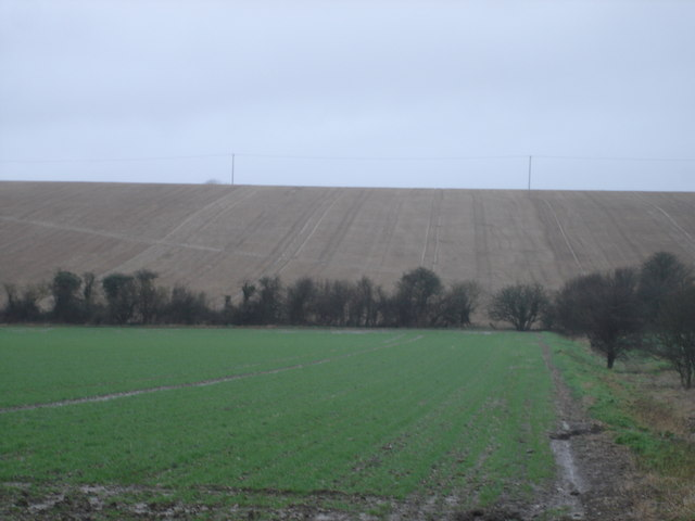 Hill Farm farmland