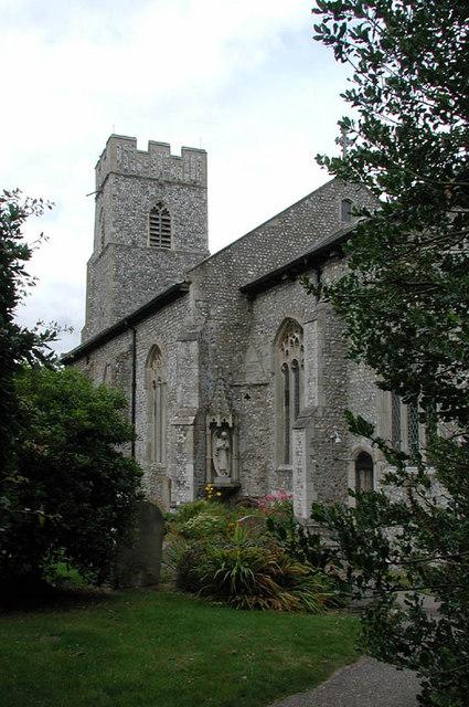 St Martin, Overstrand, Norfolk