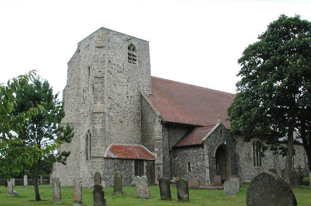 St John the Baptist, Trimingham, Norfolk