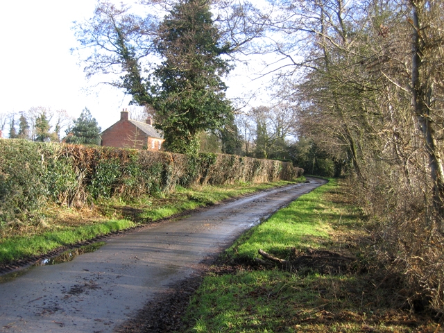 Approach to Irstead Street, Norfolk