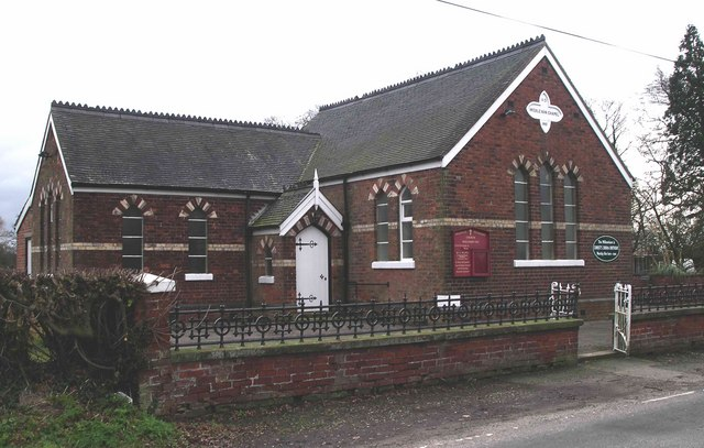 Bradwall Methodist Church