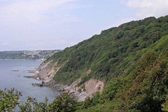 Wooded Cliffs