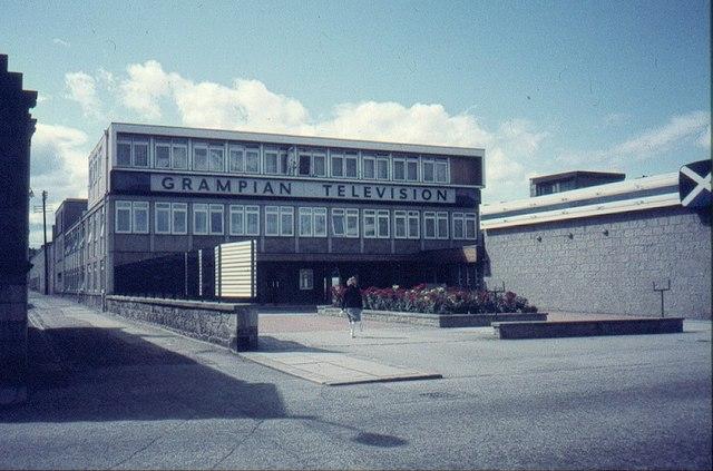 Grampian Television Studios - Queens Cross