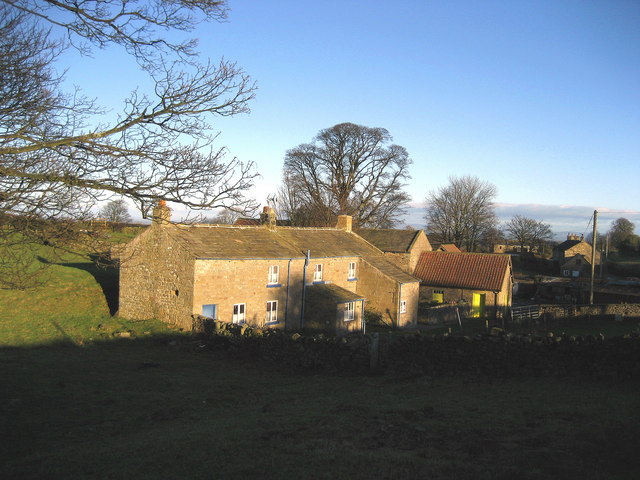 Angram Cote Farm