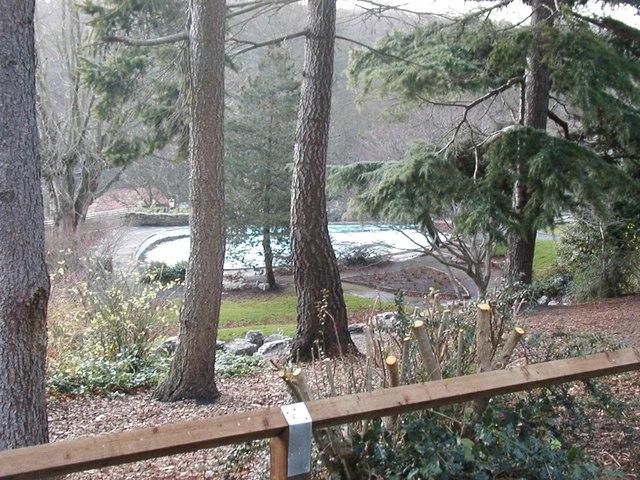 Bebra Gardens paddling pool
