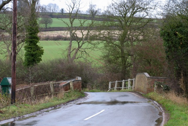 Bridge over Eye Brook