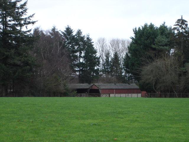 Back of Furzey Down Farm