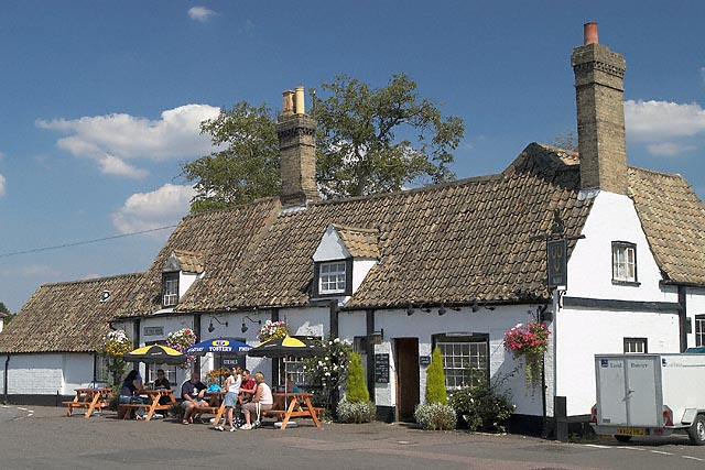 Three Horseshoes Inn and Public House, Houghton