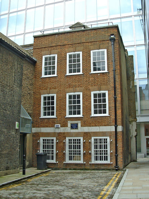 House where Susanna Wesley, mother of John Wesley, was born.