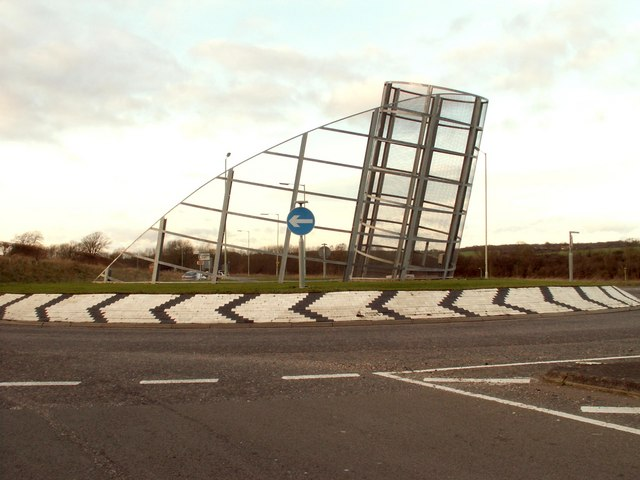 The Haverhill Roundabout Sculpture