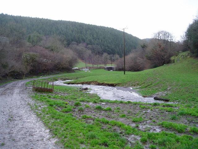 River Clywedog