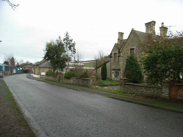Former railway station, Kington