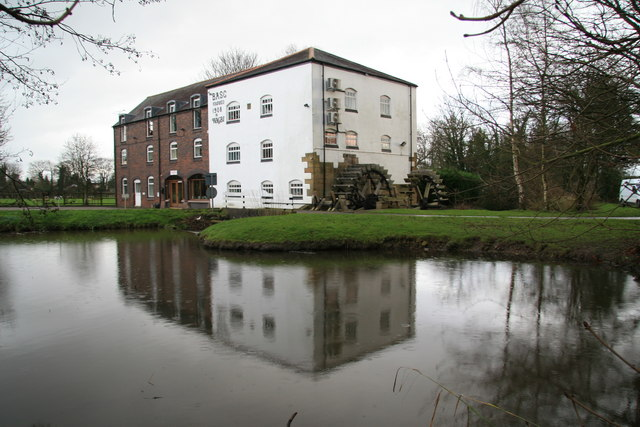 The other watermill at Rossett