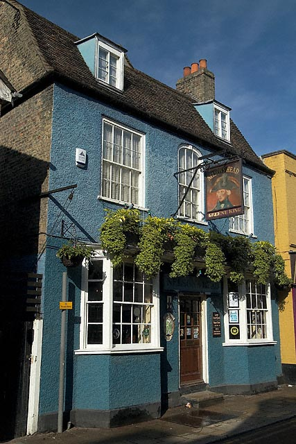 Nelson's Head Public House, St Ives
