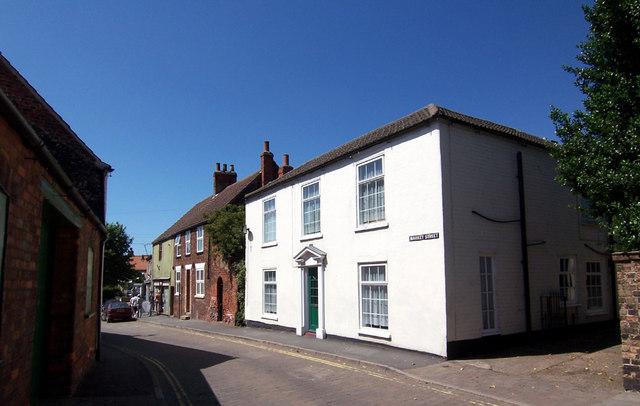 Market Street, Winterton