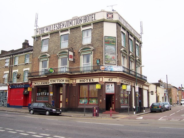 The Willesden Junction Hotel   NW10