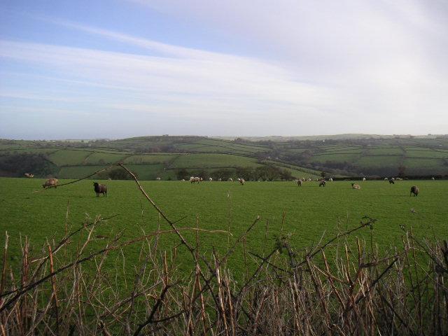 Across the valley toward Birdlip