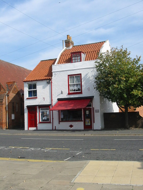 Butcher Shop, York Road Market Weighton