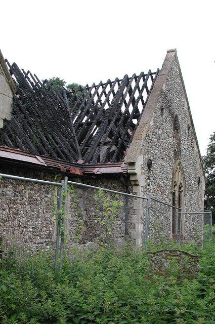St Wandregelius, Bixley, Norfolk
