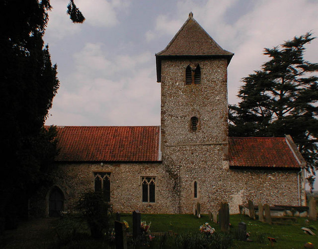 All Saints, Newton, Norfolk