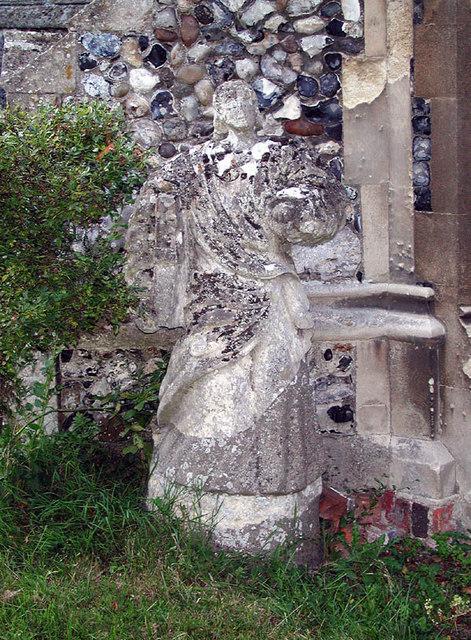 St Peter & St Paul, Halvergate, Norfolk