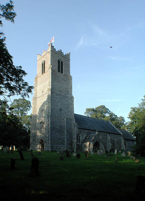 St Peter & St Paul, Halvergate, Norfolk
