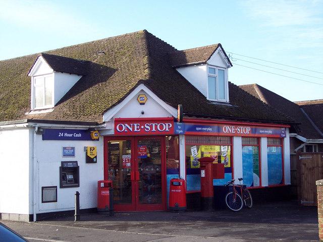 One Stop Shop, Netherhampton Road