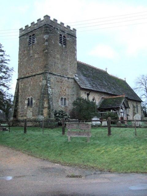St Margaret's Church Ockley