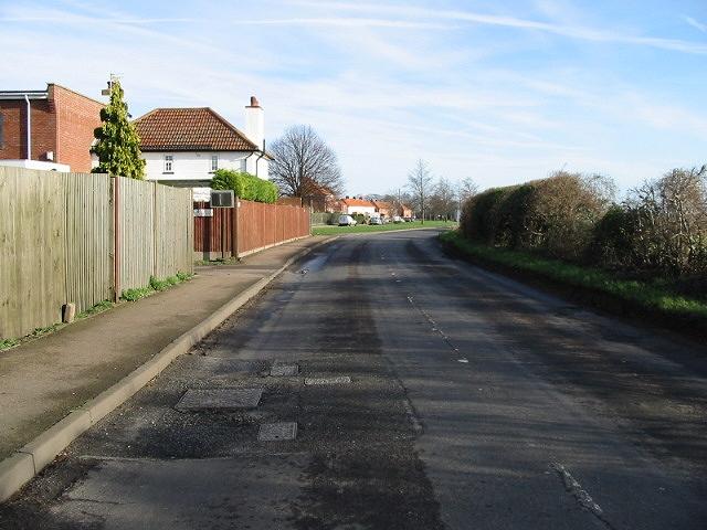 Spinney Lane, Aylesham