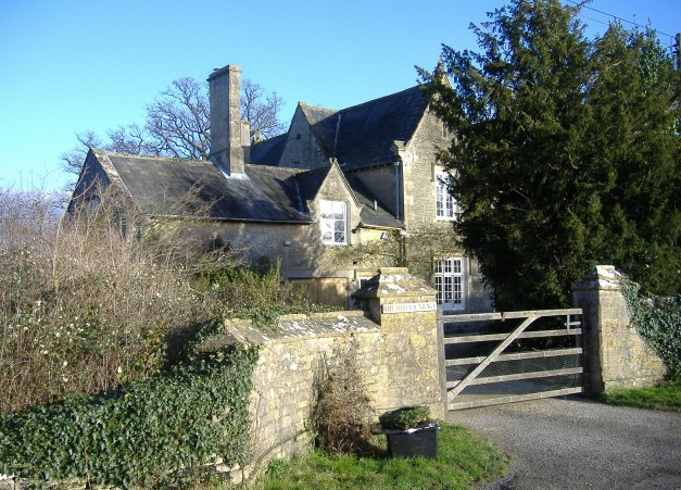 The old vicarage, Perry Green