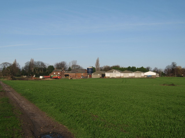 Unnamed Farm off Hale Road, Hale