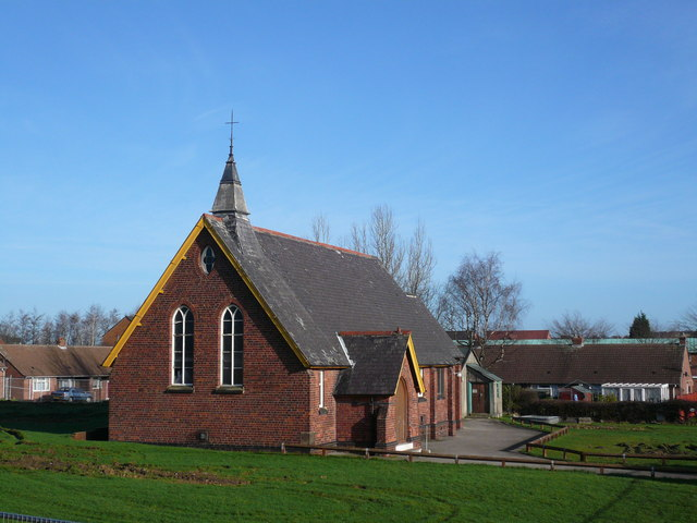 Danesmoor - St Barnabas Church