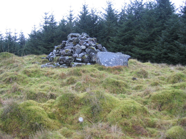 Side Hill Cairn