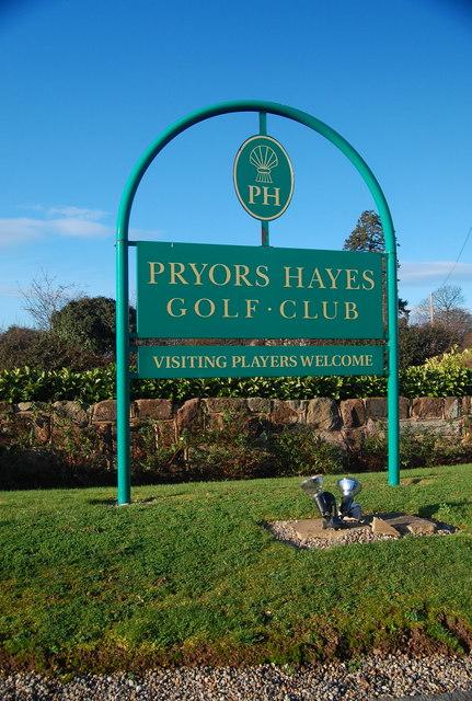 Pryors Hays Golf Club