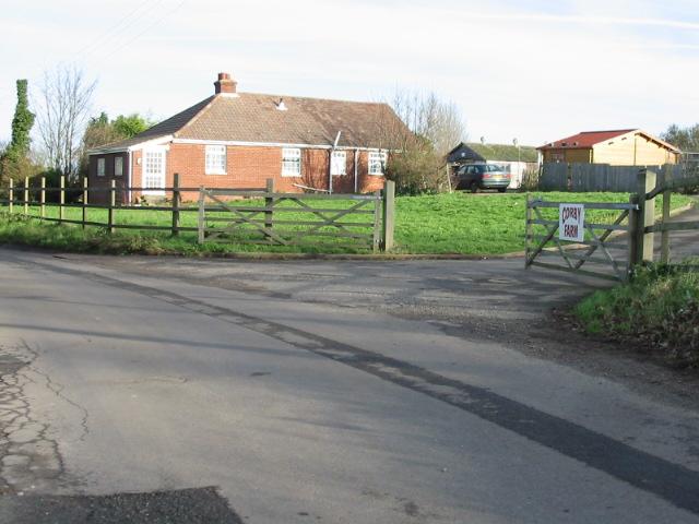 'Corby Farm', Ratling