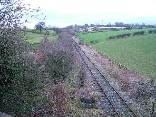 Eden Valley Railway from B6547