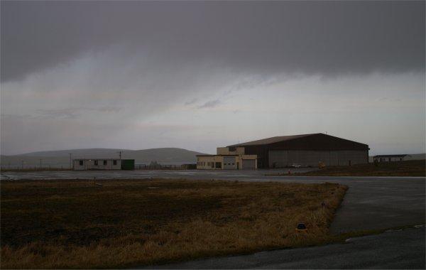 Unst Airport