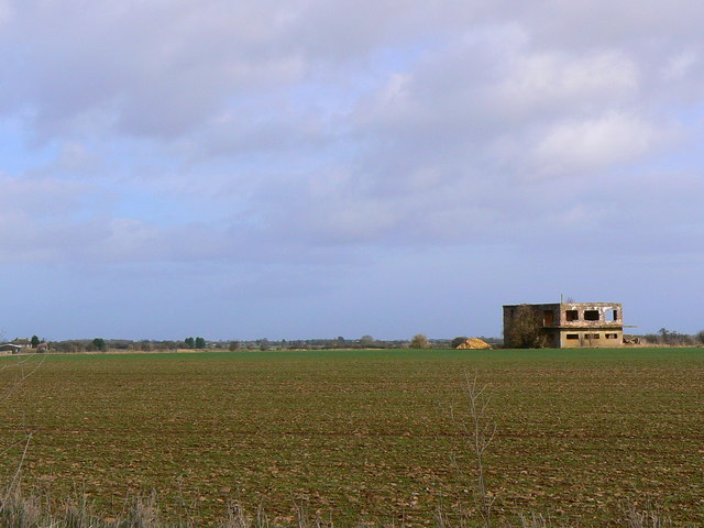 Watchtower, Broadwell airfield, Shilton, Burford