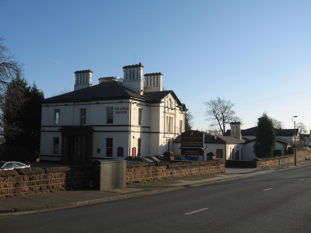 Grange Manor Public House, Gateacre