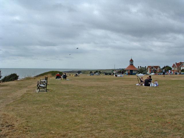 The Greensward. Frinton on Sea, Essex.