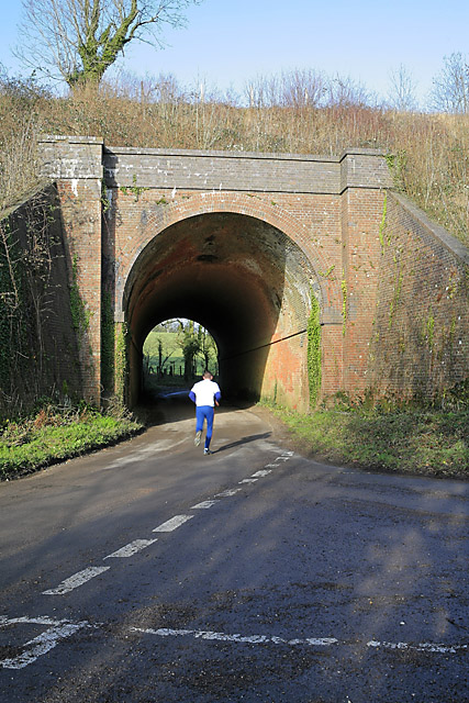 Railway Bridge south of Soldridge