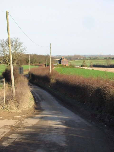 Brambling road.